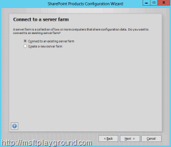 SharePoint-2013---Configuration-Option