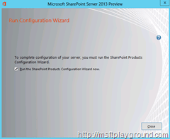 SharePoint-2013---Run-Configuration-Wizard