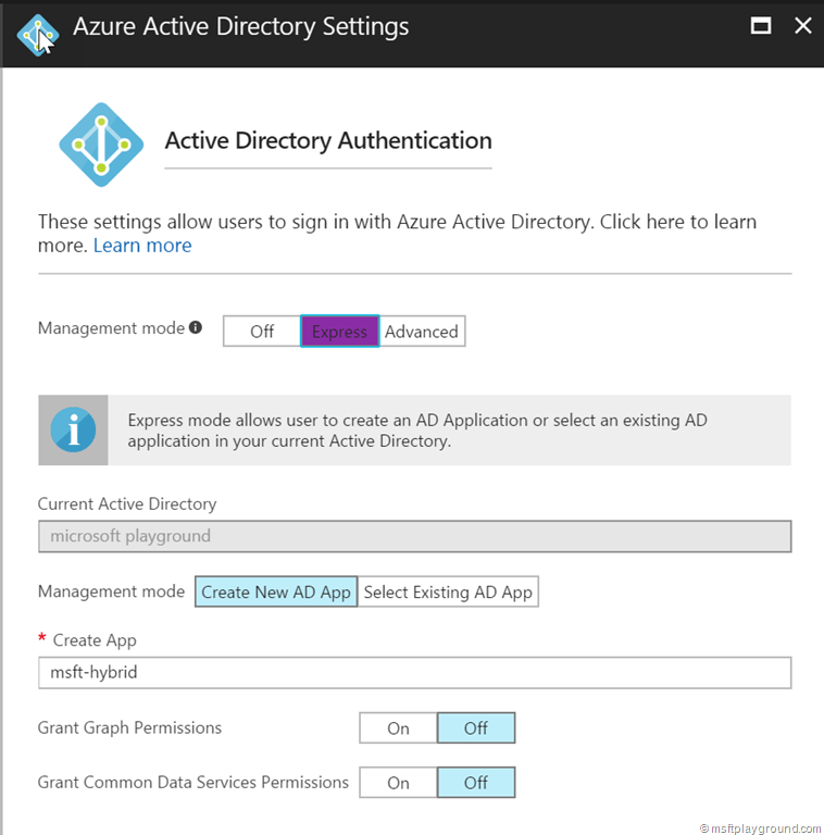 Restricting access to your Azure Web Application - Microsoft
